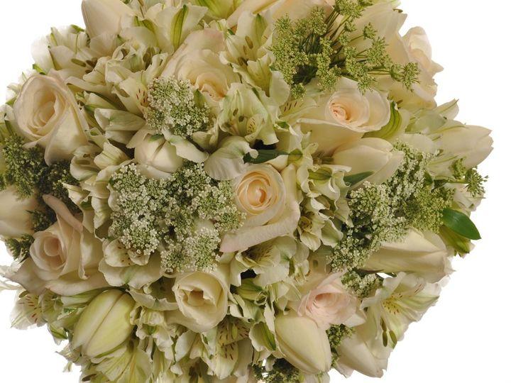 Tmx 1361373352335 Queenannslaceandwhitebouqet Milford wedding florist
