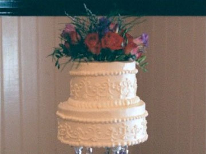 Tmx 1182621498831 Photo3 Berkeley wedding cake