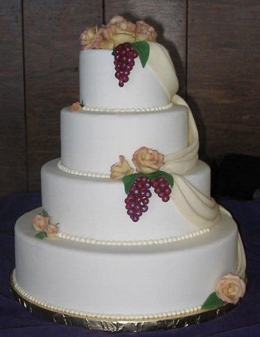 Tmx 1182622248878 Photo11 Berkeley wedding cake