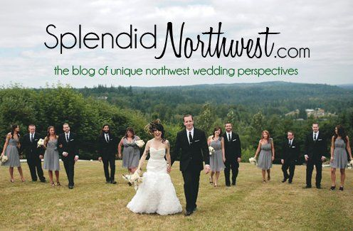 Check out our blog exclusively about Northwest Weddings!