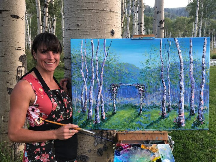 Tmx Julia Painting Wedding At Flying Diamond Ranch In Steamboat 51 998020 1568145923 Steamboat Springs, CO wedding favor