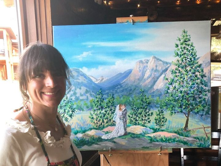 Tmx Me Painting Twin Owls 51 998020 1568145906 Steamboat Springs, CO wedding favor