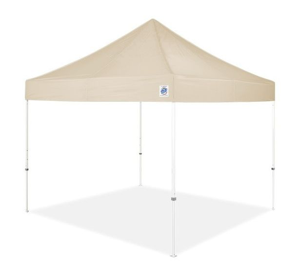 white ezup vantage tent