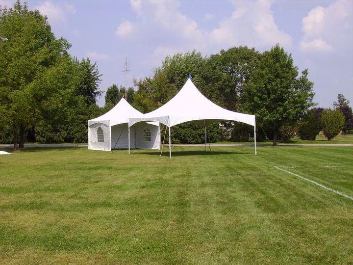 Tmx 1435081346806 Tentside1 Grain Valley, Missouri wedding rental