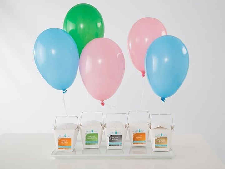 Tmx 1359660857947 Balloons Mashpee wedding favor