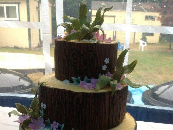 Tmx 1357961995809 66213111784002314215282268392n Maple Valley wedding cake