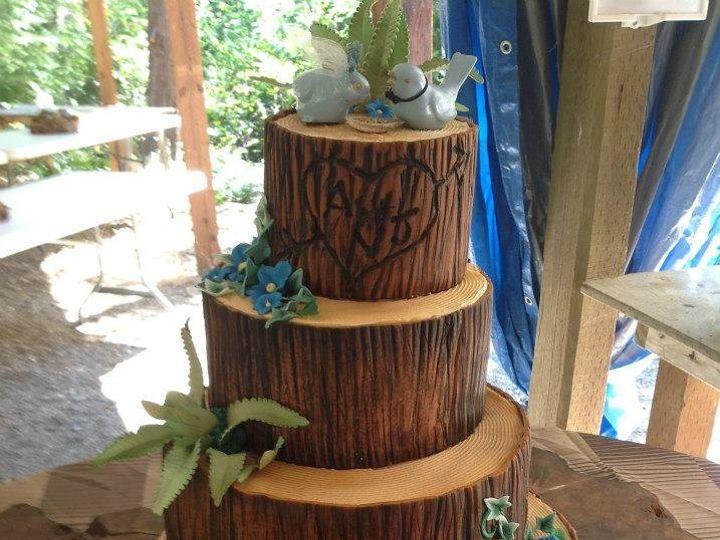 Tmx 1357962001617 398230111783312314284412089633n Maple Valley wedding cake