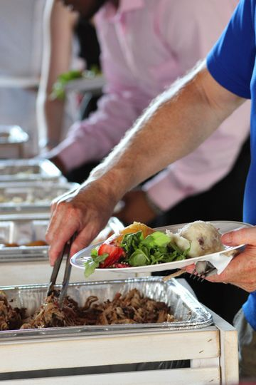 Bbq catering specialists