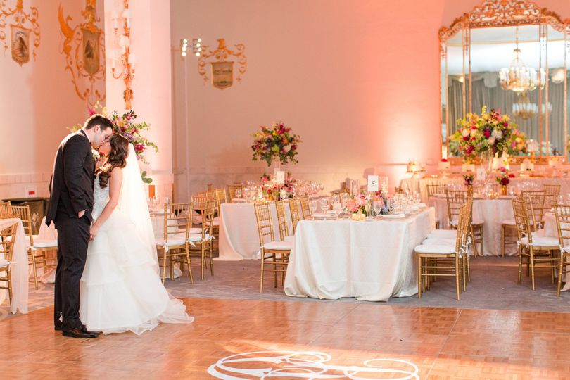 state wedding reception 1