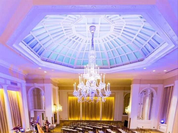 Tmx 1494008667841 Palm Court Ceremony 1 Washington, DC wedding venue
