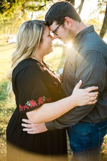 Engagement joy - Lexi Gregory Photography