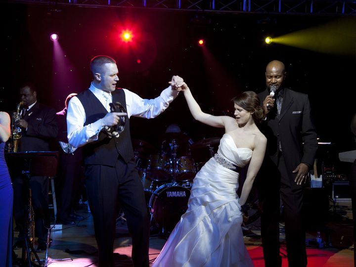 Tmx 1371154762059 Jrb Bride  Groom2 Southfield, MI wedding band