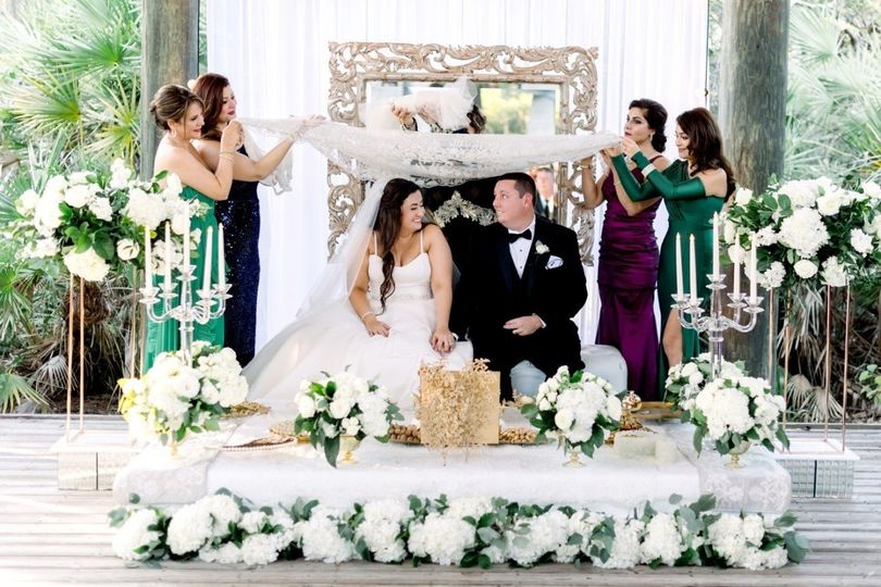 Persian Fusion Wedding