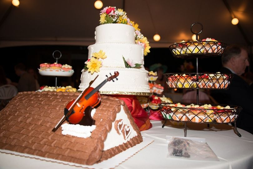 Daniel Photo Pro wedding cakes