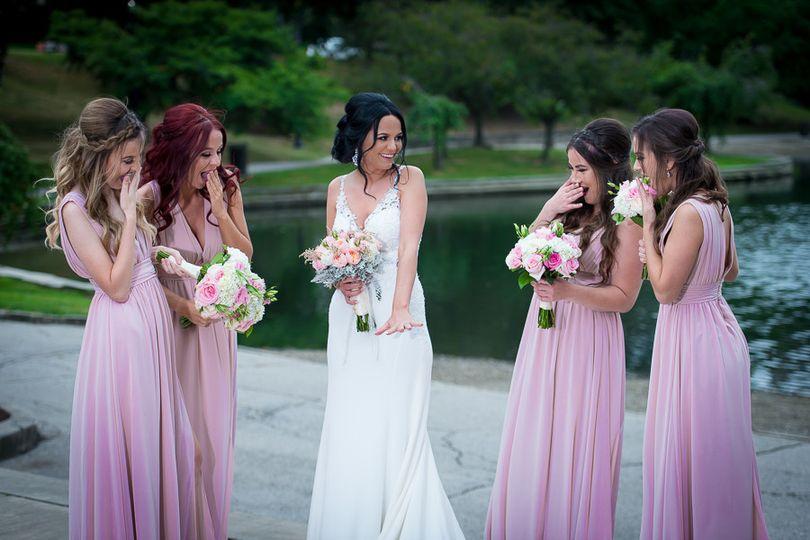 Daniel Photo Pro bridesmaids
