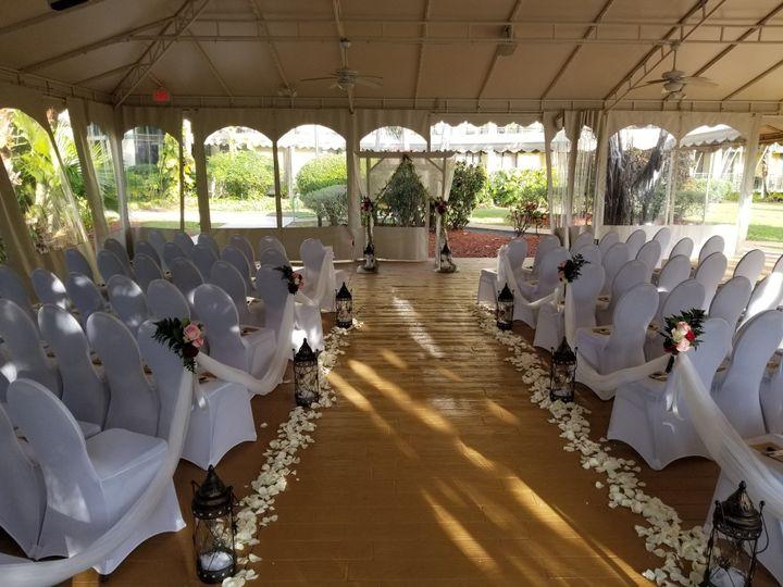 Garden Pavilion for Ceremony