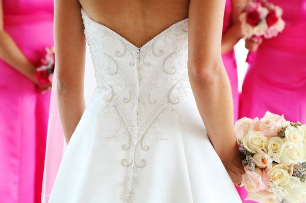 Ambiance Weddings for special attention to details