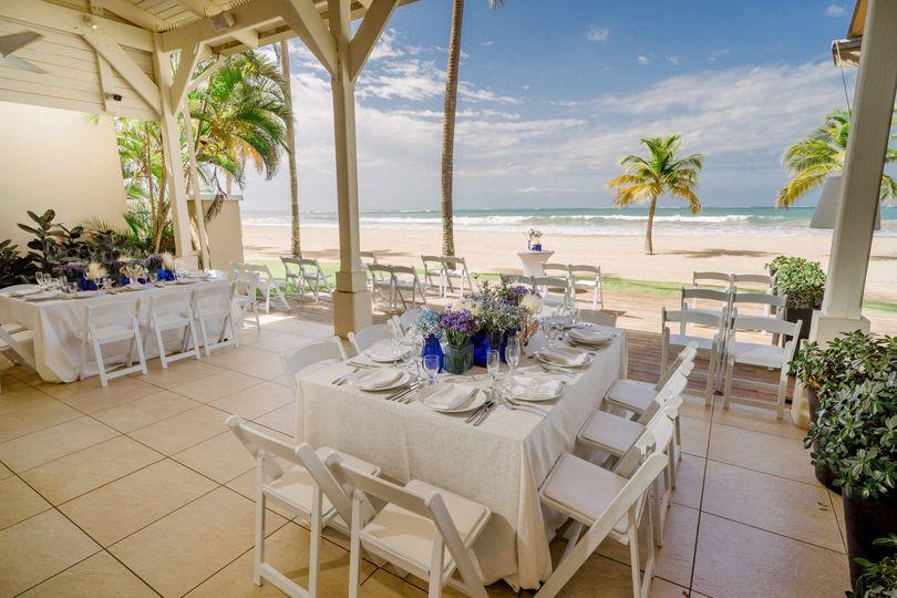 Sirena Terrace Ceremony+Dinner