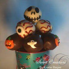HalloweenCakePops