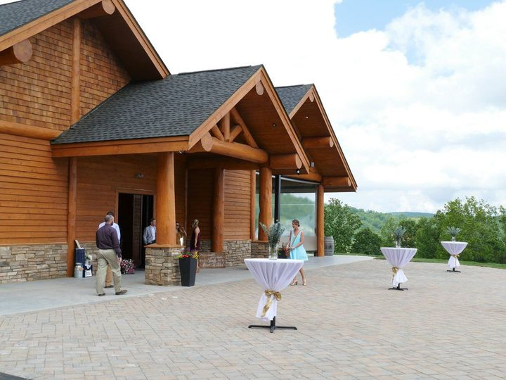 Tmx 1533066029 9729b11dfcb5eec5 1533066028 B28574768b904b80 1533065996920 13 Patio Hendersonville, North Carolina wedding venue