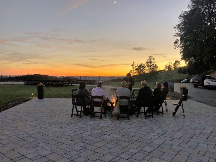 Tmx Firepit 51 979120 Hendersonville, North Carolina wedding venue