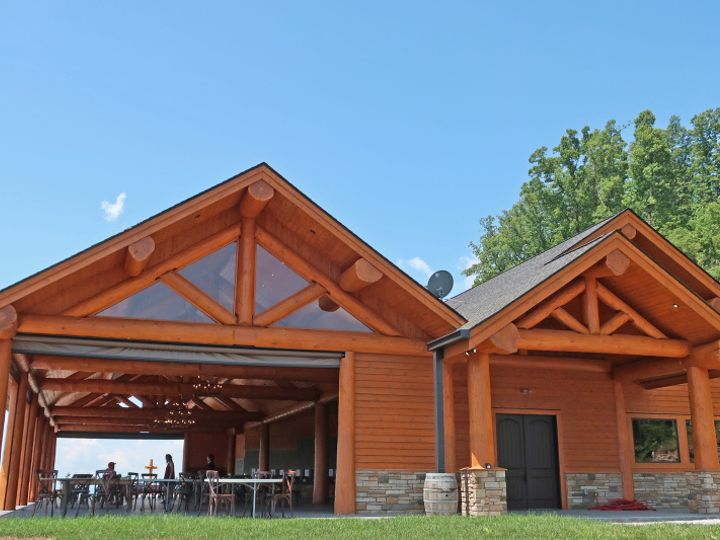 Tmx Point Lookout Vineyards Pavilion 20180616 51 979120 Hendersonville, North Carolina wedding venue