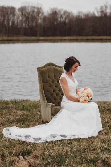 Bridals by the Pond