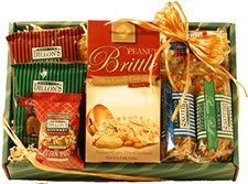 Everyone will be Nuts about Georgia with this gourmet gift basket filled with a host of delicious...