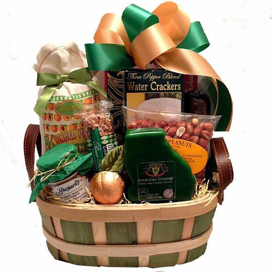 Aptly named, our Southern Charm gift basket gives a down-home welcome to your family and friends.