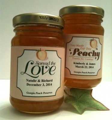 peach preserves personalized ppf 01271