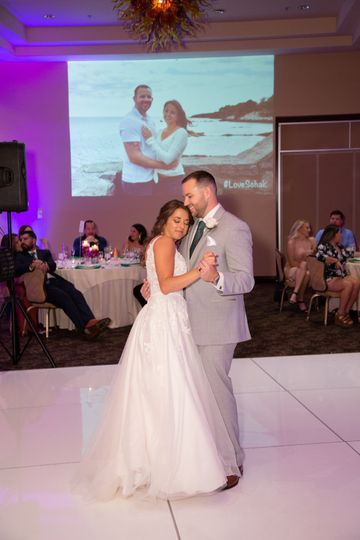 First Dance moments