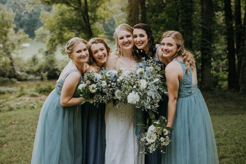 Teale Photography, blue tones