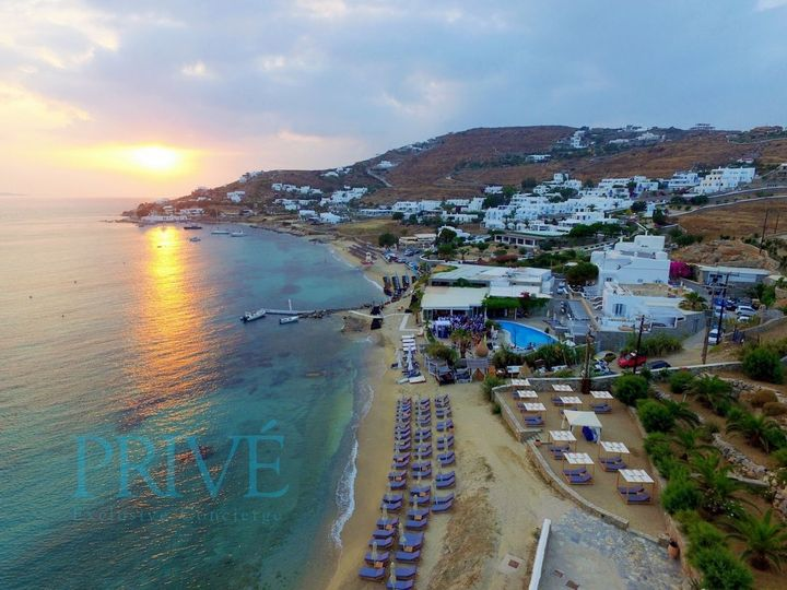 Mykonos Private Event Planner