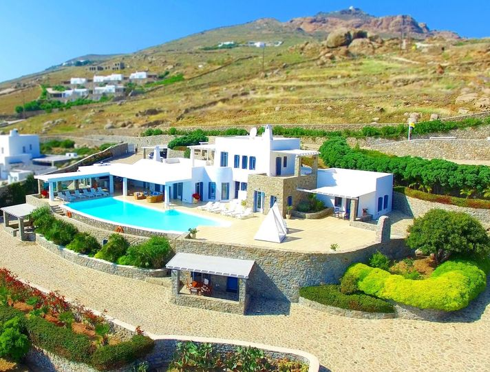 Mykonos Private Villa Event and Party Planner