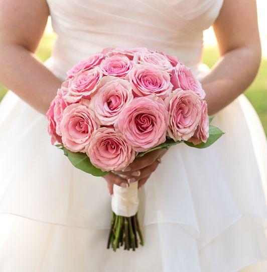 sofia bridal bouquet