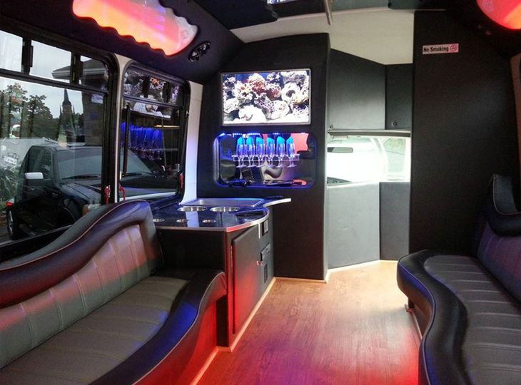 knight life party bus 4