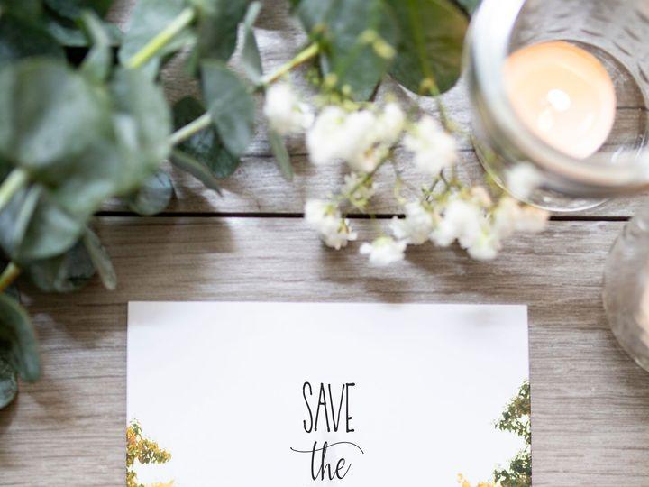 Tmx Save The Date Liz 3 51 966220 Wharton, NJ wedding invitation