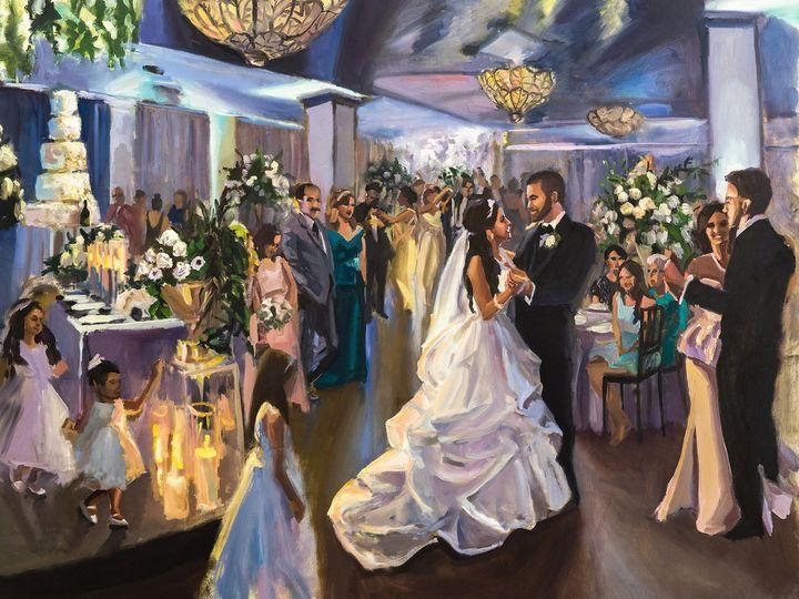 Tmx 1485579539518 Laurajaneswytak Liveeventpainting Weddingreception Santa Ana, California wedding favor