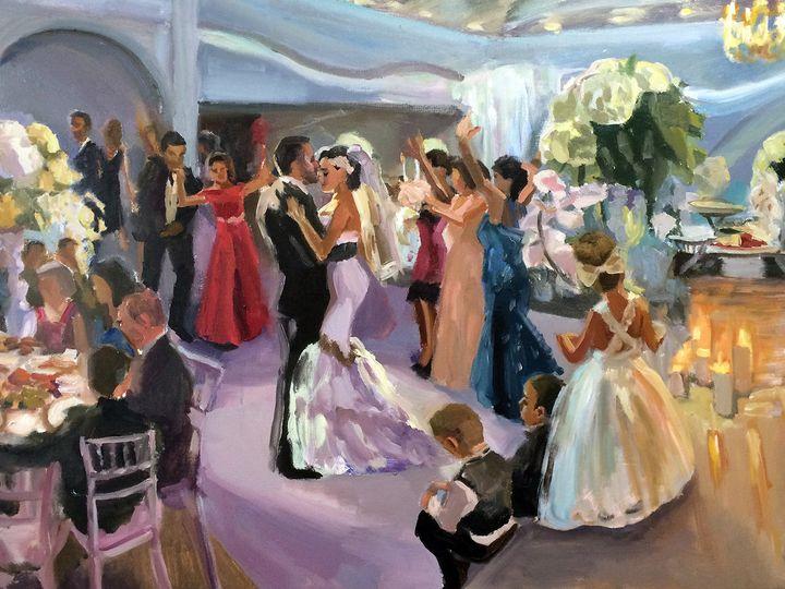 Tmx 1485579797890 Laurajaneswytak Liveeventpainting Armenianwedding  Santa Ana, California wedding favor