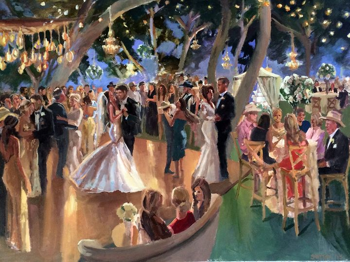 Tmx 1485579829543 Laurajaneswytak Liveeventpainting Byler Outdoorwed Santa Ana, California wedding favor