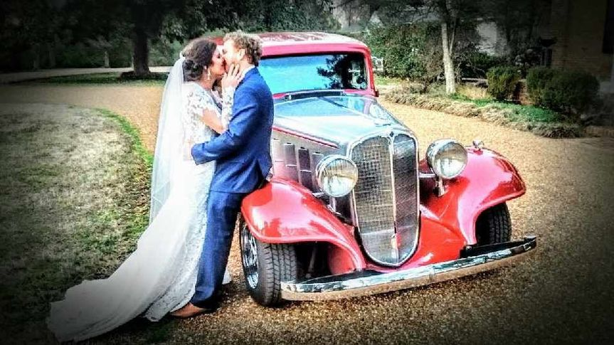Memphis Wedding Car