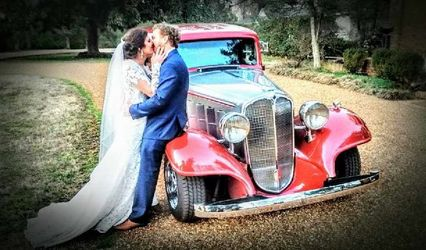 Memphis Wedding Car