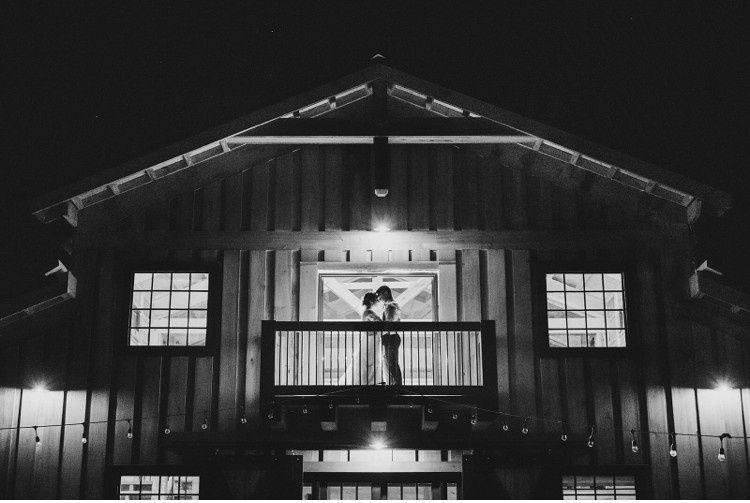 Barn Balcony.