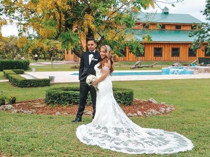 Tmx Wedding Couple And Barn 51 997220 1570495193 Miami, FL wedding venue