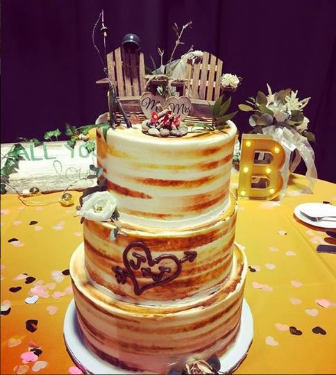 Daddy Cakes Bakery - Wedding Cake - Fort Collins, CO - WeddingWire