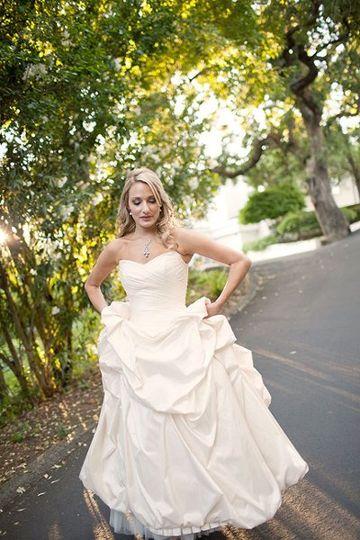 Wedding Portrait, Shelly Vinson