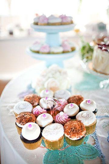 Wedding Cake, Shelly Vinson