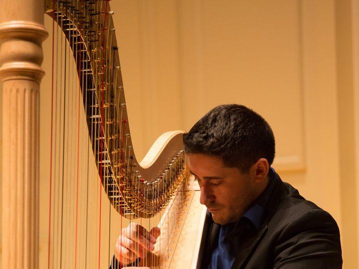 Tmx 1482875502402 Rob Harp Shot V3 Brooklyn wedding ceremonymusic
