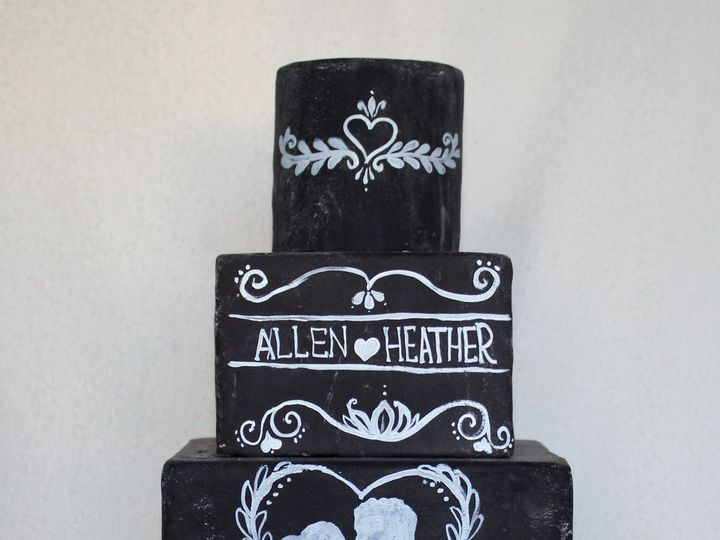 Tmx 1414723967144 002 Spirit Lake wedding cake