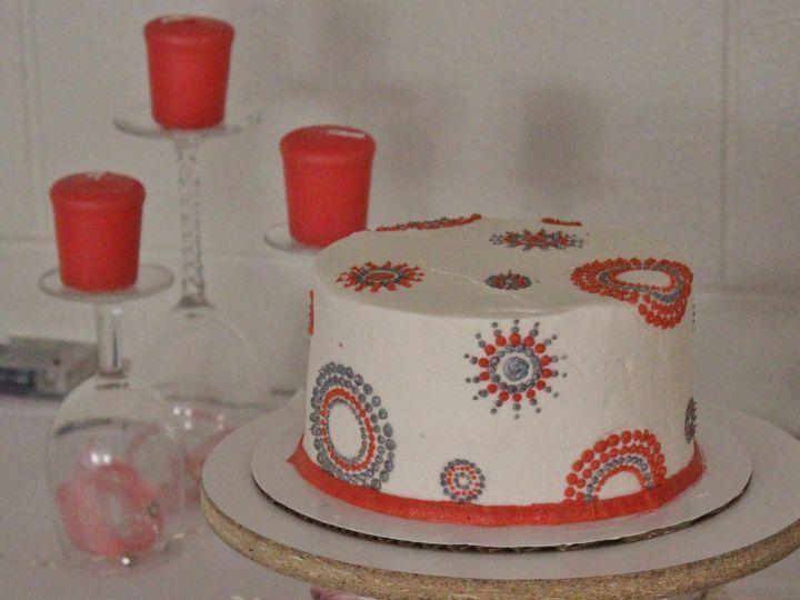 Tmx 1414725403098 017 Spirit Lake wedding cake